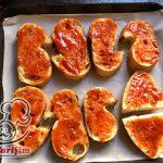 Kahvaltılık Ekmek sosu