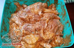 Tavuk pirzola nasıl yapılır